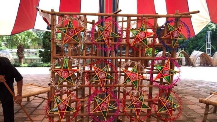 กิจกรรมต้อนรับเทศกาลไหว้พระจันทร์ ที่ สระวัน มีส่วนร่วมอนุรักษ์เอกลักษณ์วัฒนธรรมของเทศกาลไหว้พระจันทร์ในกรุงฮานอย - ảnh 4