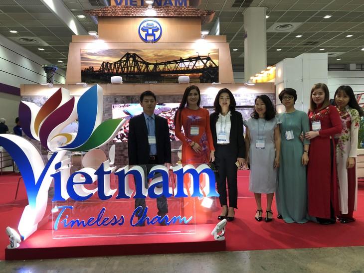 เวียดนามผลักดันการประชาสัมพันธ์การท่องเที่ยวในประเทศแคนาดา - ảnh 1