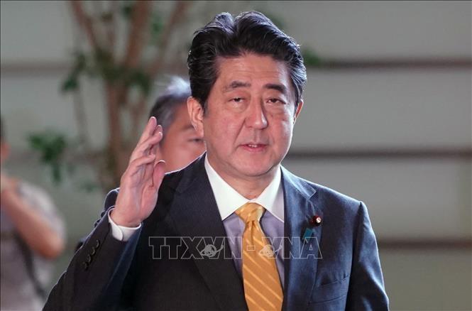 นายกรัฐมนตรีญี่ปุ่นประกาศกิจกรรมทางการทูตในวาระใหม่ - ảnh 1