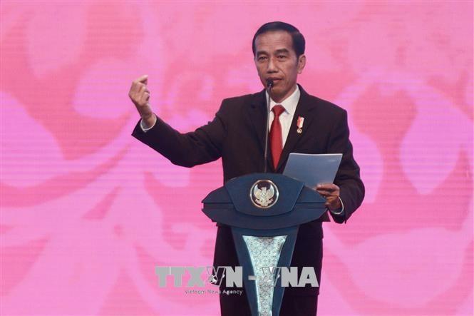 อินโดนีเซียเริ่มการรณรงค์หาเสียงเลือกตั้งประธานาธิบดี - ảnh 1