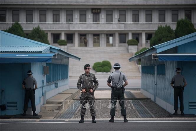 สาธารณรัฐเกาหลีและสหรัฐเห็นพ้องที่จะร่วมมืออย่างใกล้ชิดเกี่ยวกับปัญหาทางทหารระหว่าง 2 ภาคเกาหลี - ảnh 1