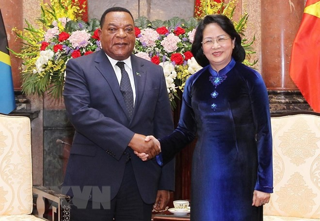 แทนซาเนียคือหนึ่งในหุ้นส่วนที่เวียดนามให้ความสนใจเป็นอันดับต้นๆในทวีปแอฟริกา - ảnh 1