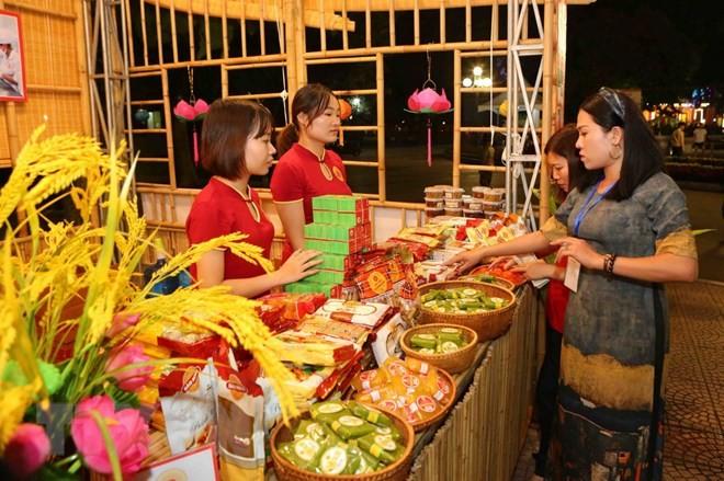 งานเทศกาลอาหารกรุงฮานอยปี 2018 - ảnh 1