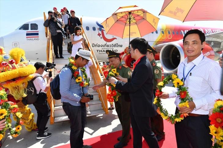 ประมวลความสัมพันธ์ระหว่างเวียดนามกับไทยประจำเดือนตุลาคมปี 2018 - ảnh 4