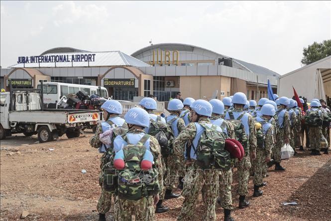 ยกระดับทักษะความสามารถของเวียดนามในการเข้าร่วมภารกิจการรักษาสันติภาพของสหประชาชาติ - ảnh 1