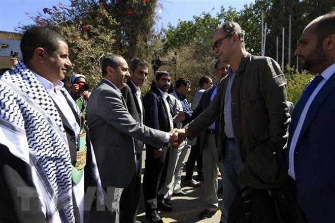 สหประชาชาติเร่งรัดให้ฝ่ายต่างๆปฏิบัติคำสั่งหยุดยิงในเยเมน - ảnh 1