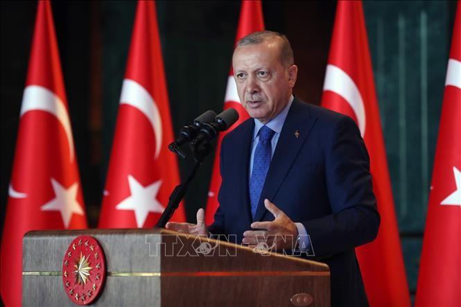 ตุรกีและอิรักกระชับความร่วมมือในการต่อต้านการก่อการร้าย - ảnh 1