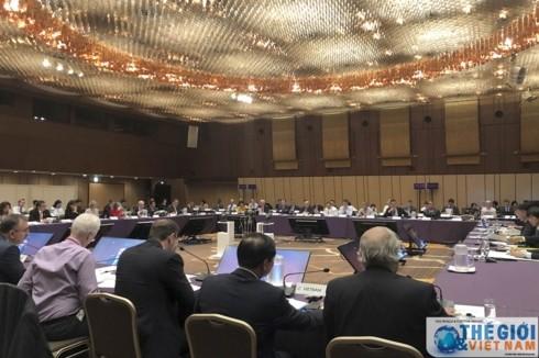 เวียดนามเข้าร่วมกิจกรรมต่างๆในกรอบการประชุมเจ้าหน้าที่ระดับสูงจี20อย่างเข้มแข็ง - ảnh 1