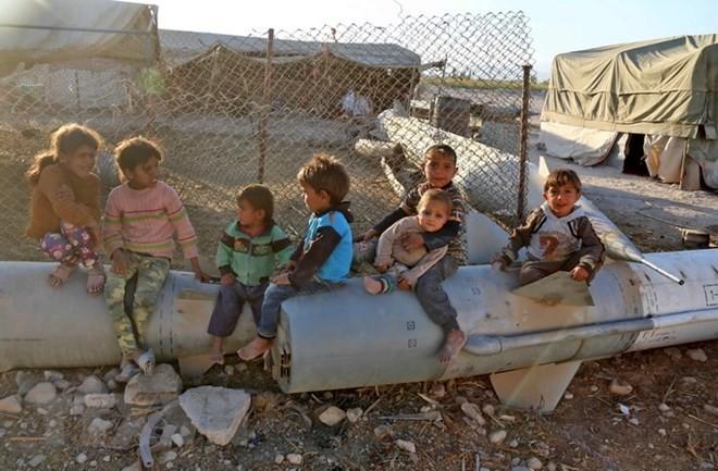 UNICEF เรียกร้องให้สนับสนุนเงินเพื่อช่วยเหลือเด็ก 41 ล้านคน - ảnh 1