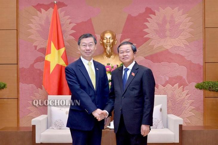 ประมวลความสัมพันธ์ระหว่างเวียดนามกับไทยประจำเดือนมกราคม - ảnh 3