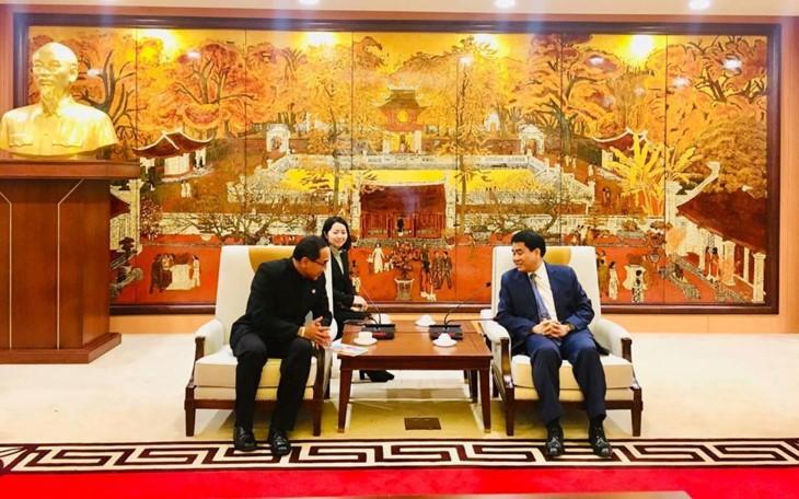 ประมวลความสัมพันธ์ระหว่างเวียดนามกับไทยประจำเดือนมกราคม - ảnh 4