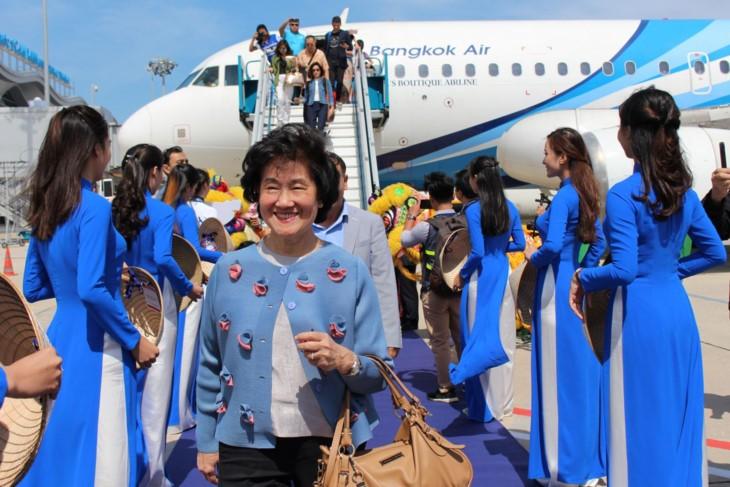ประมวลความสัมพันธ์ระหว่างเวียดนามกับไทยประจำเดือนมกราคม - ảnh 6