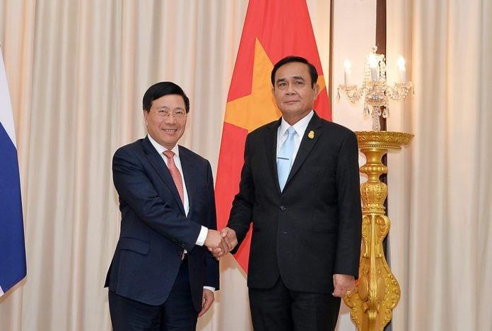 ประมวลความสัมพันธ์ระหว่างเวียดนามกับไทยประจำเดือนมกราคม - ảnh 2