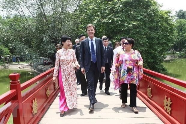 กระชับความสัมพันธ์ร่วมมือระหว่างเวียดนามกับเนเธอร์แลนด์ให้พัฒนาเข้าสู่ส่วนลึกมากขึ้น - ảnh 1