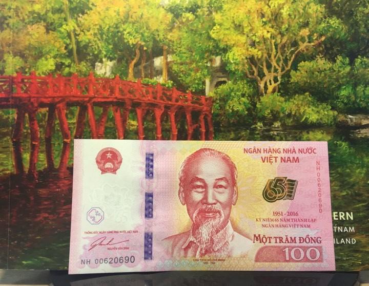 ข้อมูลเกี่ยวกับคอร์สเรียนภาษาเวียดนามสำหรับชาวต่างชาติ ที่ ม. ฮานอยและธนบัตรที่ระลึกในโอกาสรำลึกครบรอบ 65ปีการก่อตั้งธนาคารชาติเวียดนาม - ảnh 13