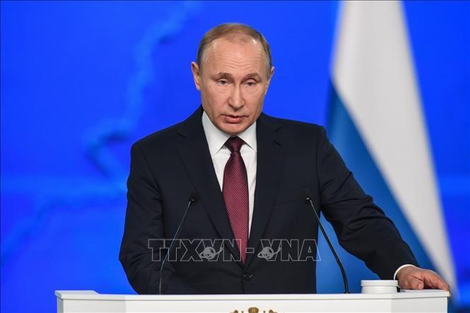 ประธานาธิบดีรัสเซียอาจพบปะกับกับผู้นำสหรัฐนอกรอบการประชุมผู้นำจี 20 - ảnh 1