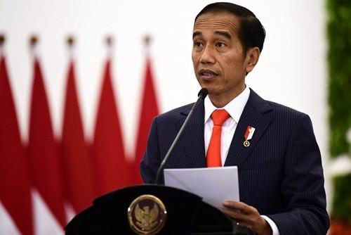 นาย โจโก วิโดโดได้รับชัยชนะในการเลือกตั้งประธานาธิบดีอินโดนีอีกสมัย - ảnh 1