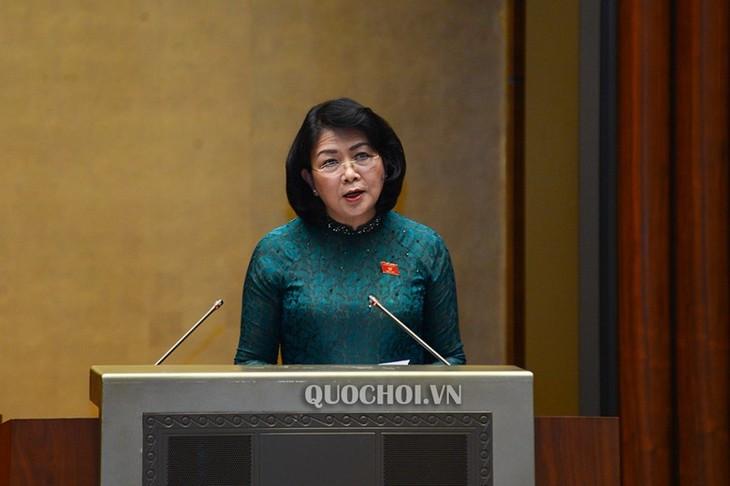 เวียดนามส่งเสริมการปฏิบัติตามมาตรฐานแรงงานระหว่างประเทศ - ảnh 1