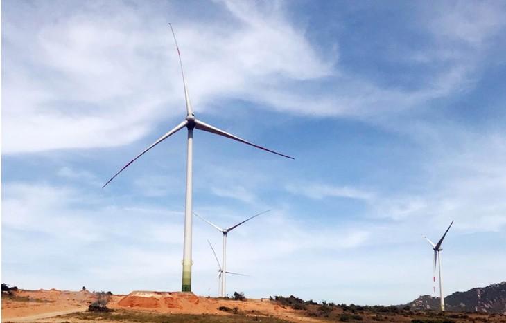 เวียดนามจะเป็นจุดหมายปลายทางที่น่าสนใจสำหรับโครงการลงทุนก่อสร้างโรงไฟฟ้าพลังงานลม - ảnh 1