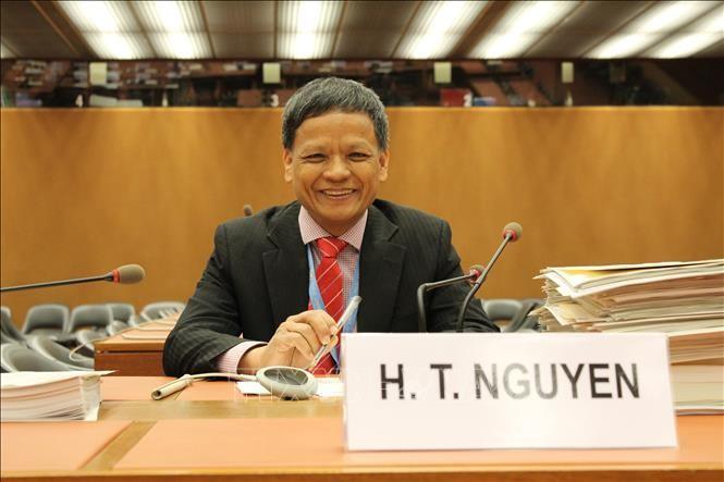 คณะกรรมการกฎหมายระหว่างประเทศชื่นชมการปฏิบัติกิจกรรมต่างๆในเวียดนาม - ảnh 1