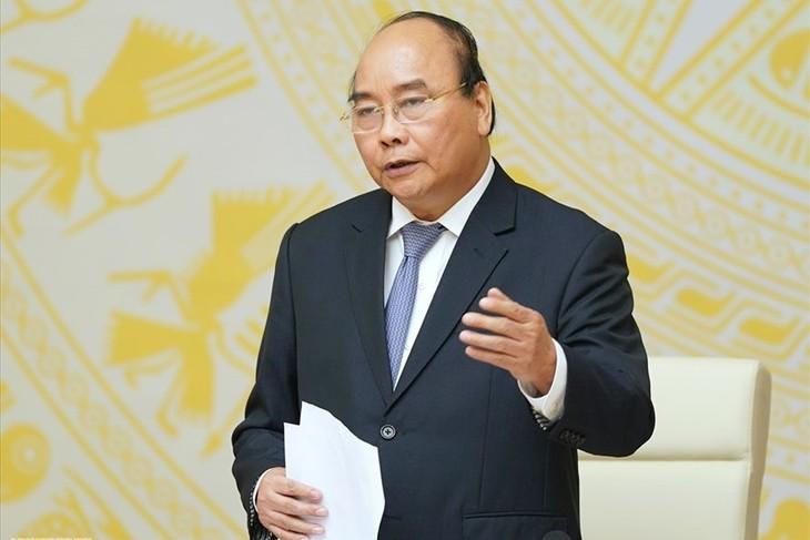 นายกรัฐมนตรีเหงวียนซวนฟุกชื่นชมความคิดริเริ่มเกี่ยวกับการจัดตั้งองค์การรีไซเคิลบรรจุภัณฑ์ - ảnh 1