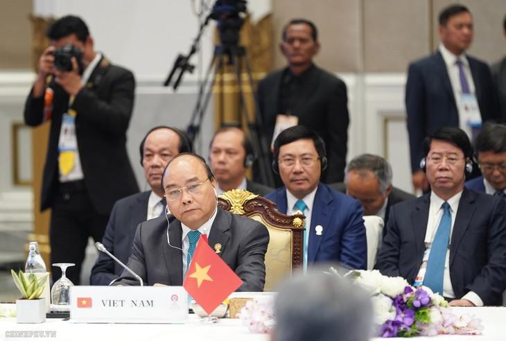 การประชุมผู้นำอาเซียนครั้งที่ 34 กับนิมิตหมายของเวียดนาม - ảnh 1