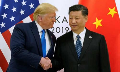 สหรัฐและจีนจะรื้อฟื้นการเจรจาการค้าในสัปดาห์หน้า - ảnh 1