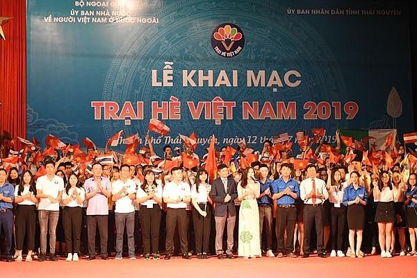 เปิดค่ายฤดูร้อนเวียดนาม 2019 - ảnh 1