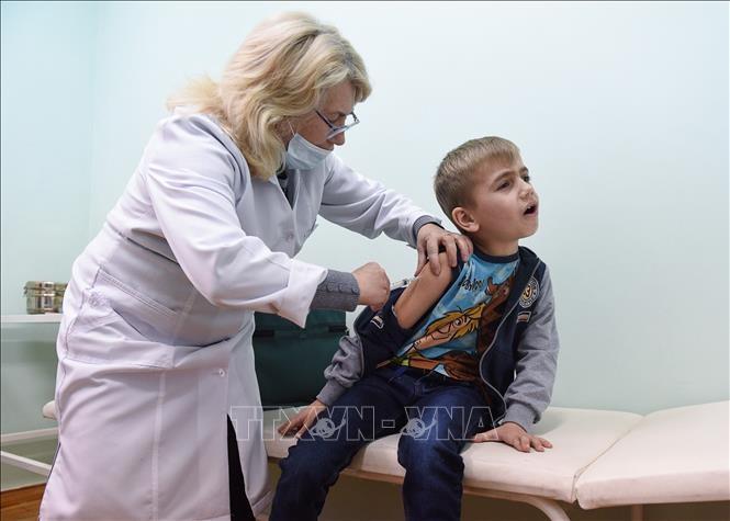 มีเด็กเกือบ 20 ล้านคนไม่ได้รับวัคซีนป้องกันโรคต่างๆในปี 2018 - ảnh 1