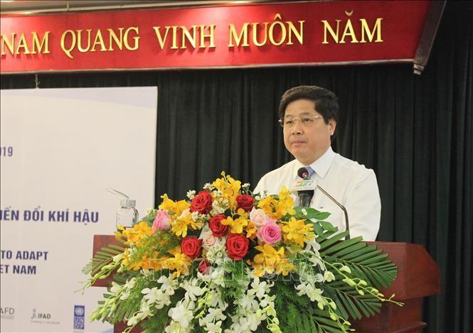 เวียดนามและสวิสเซอร์แลนด์ประยุกต์ใช้เทคโนโลยีดาวเทียมและการประกันภัยในการผลิตข้าว - ảnh 1