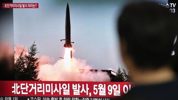 สาธารณรัฐประชาธิปไตยประชาชนเกาหลีประกาศทำการทดลองยิงขีปนาวุธนำวิถี - ảnh 1