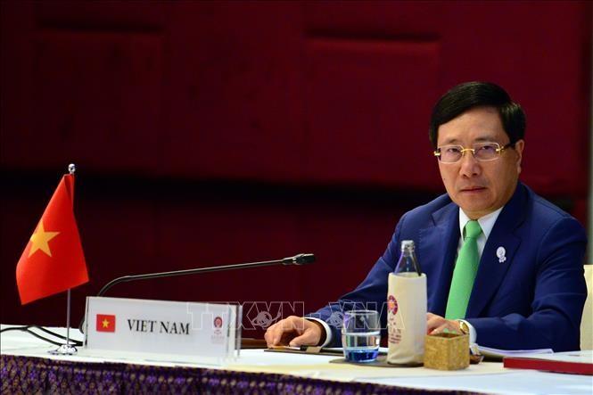 การประชุมรัฐมนตรีว่าการกระทรวงการต่างประเทศอาเซียน+3ครั้งที่ 20 - ảnh 1