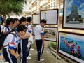 """Vietnam's Hoang Sa, Truong Sa – Historical and Legal Evidence"" exhibition in Long An"