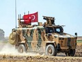 Turkey's military operations in Syria
